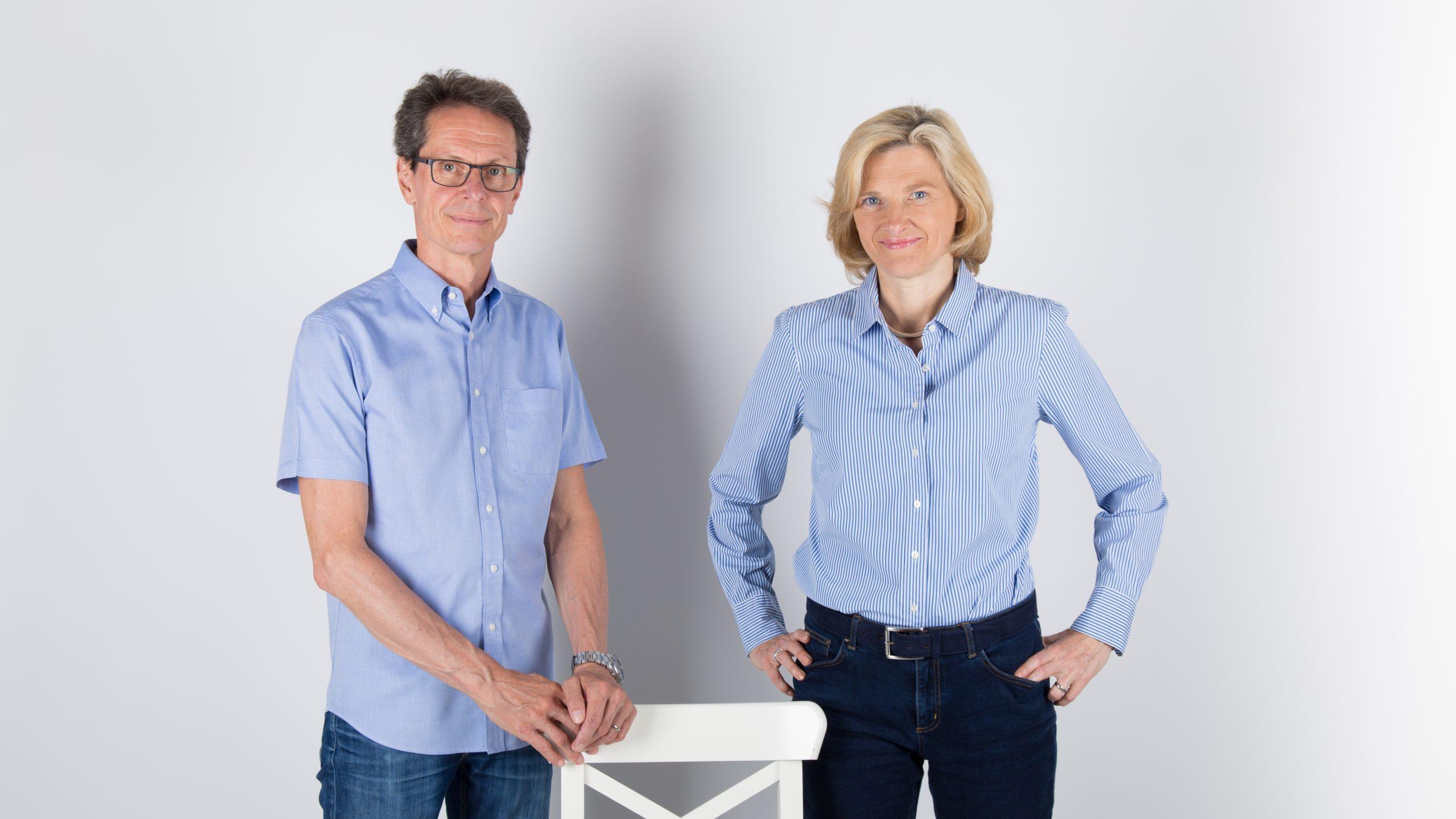 Wolfgang Müller und Renate Stohwasser